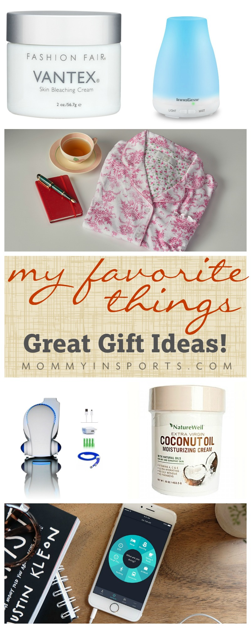 Sometimes you find products you love that you can't wait to share! These are my favorite things lately, and most would make GREAT gift ideas!