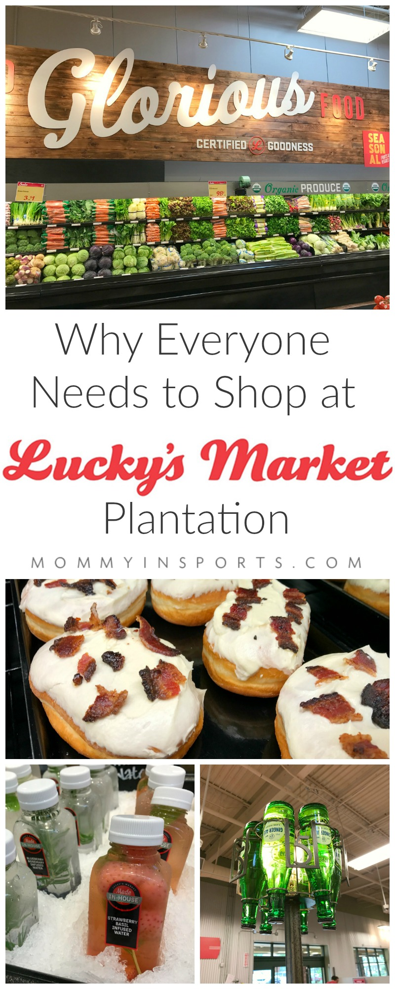 Looking for natural and organic food at affordable prices? Then check out Lucky's Market in Plantation, it's every foodie's dream!
