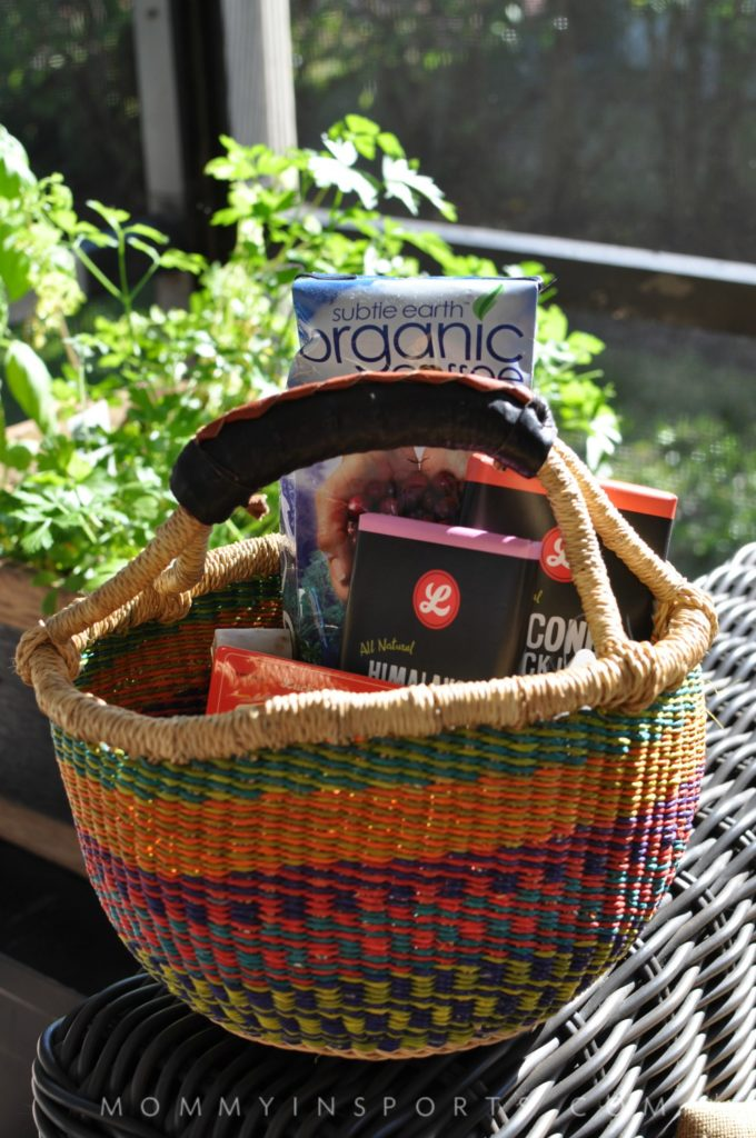 Lucky's Market is giving away this basket full of goodies to one lucky winner. Enter now and start your healthy eating journey today!