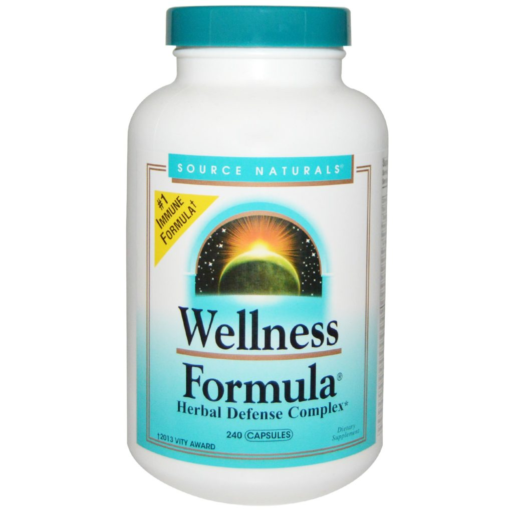 Wellness Formula Vitamins From Whole Foods