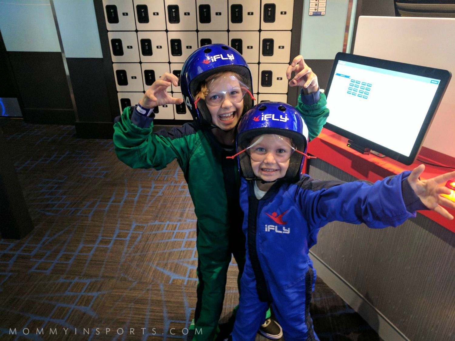 Not sure if you want to try skydiving? Then don't! Go to iFLY and experience indoor skydiving! Here's everything you need to know!