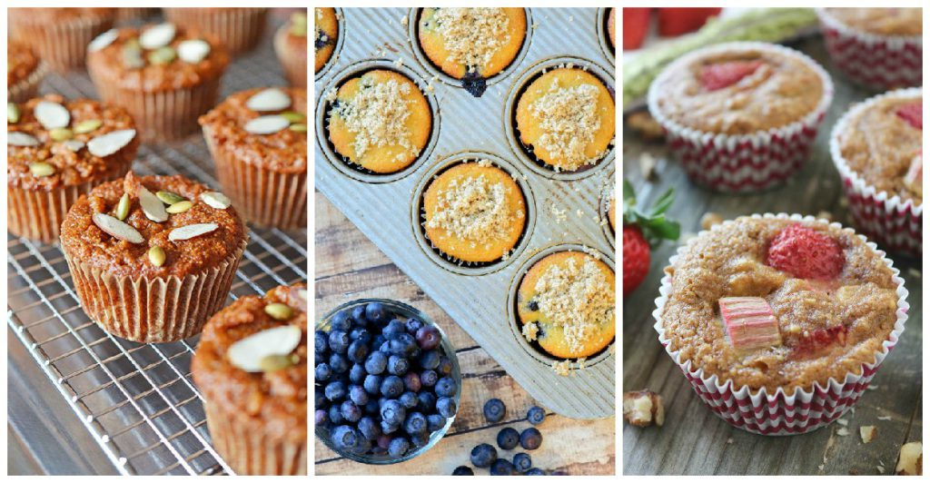 32 Easy & Delicious Paleo Muffins