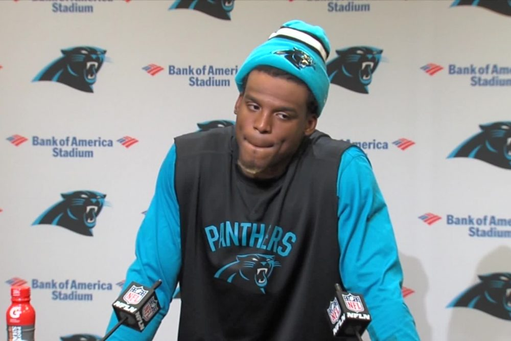 The Bigger Problem with Cam Newton's Comments