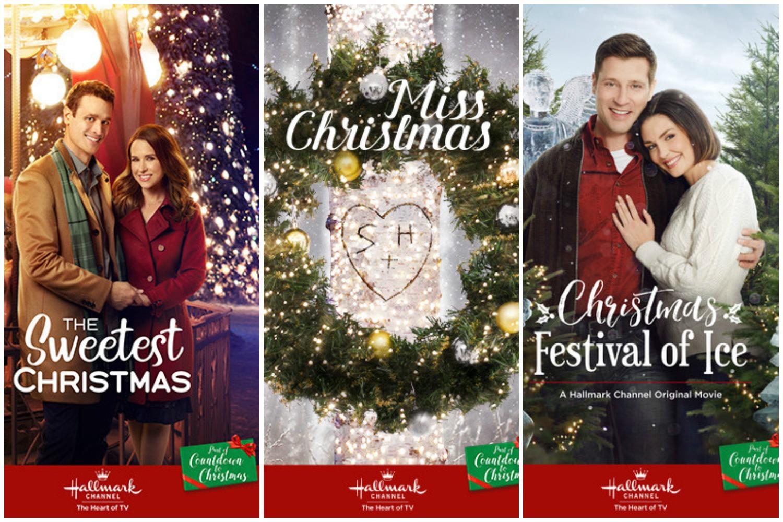 Hallmark Christmas Movies 2017 Schedule - Kristen Hewitt