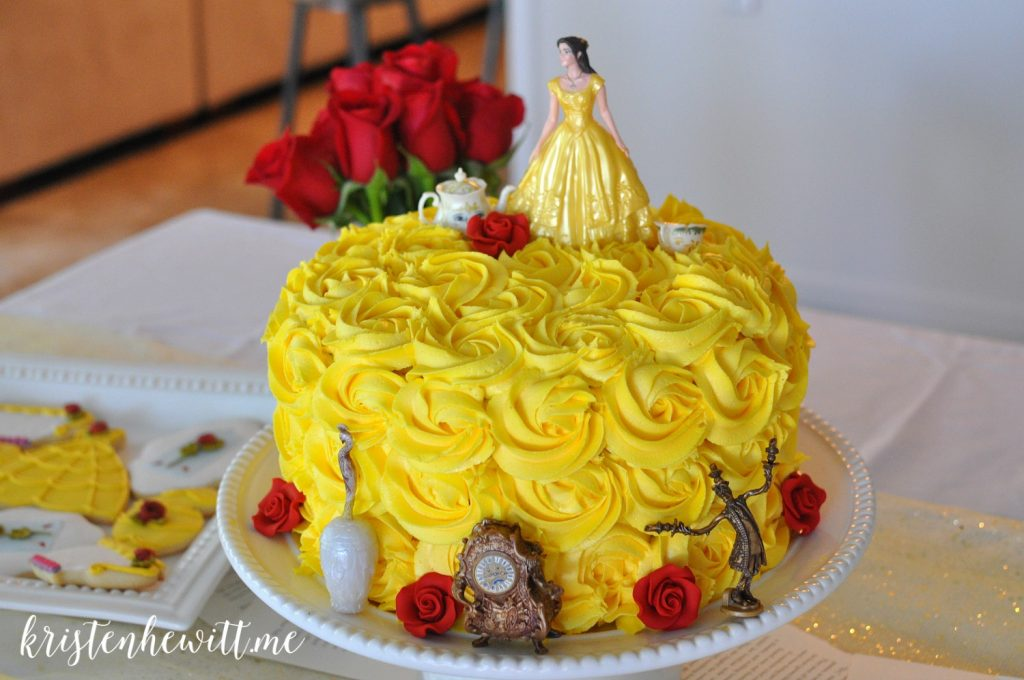 Beauty and the Beast Birthday Party Ideas