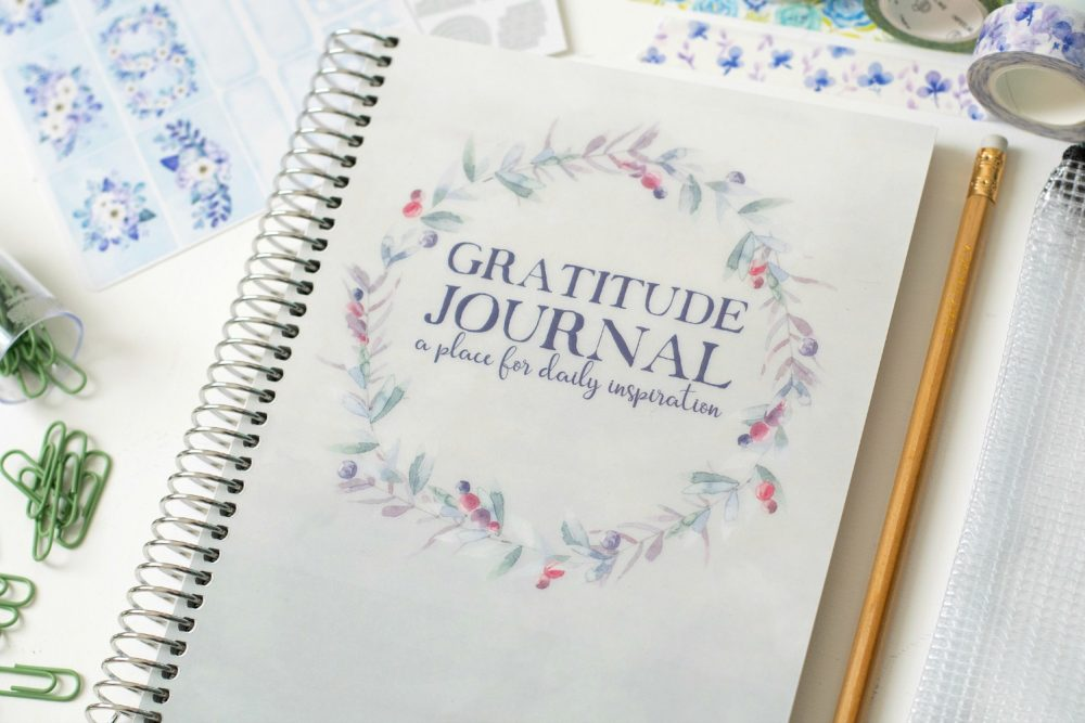 Spring into Gratitude with our Gratitude Journal Giveaway + FREE PRINTABLE