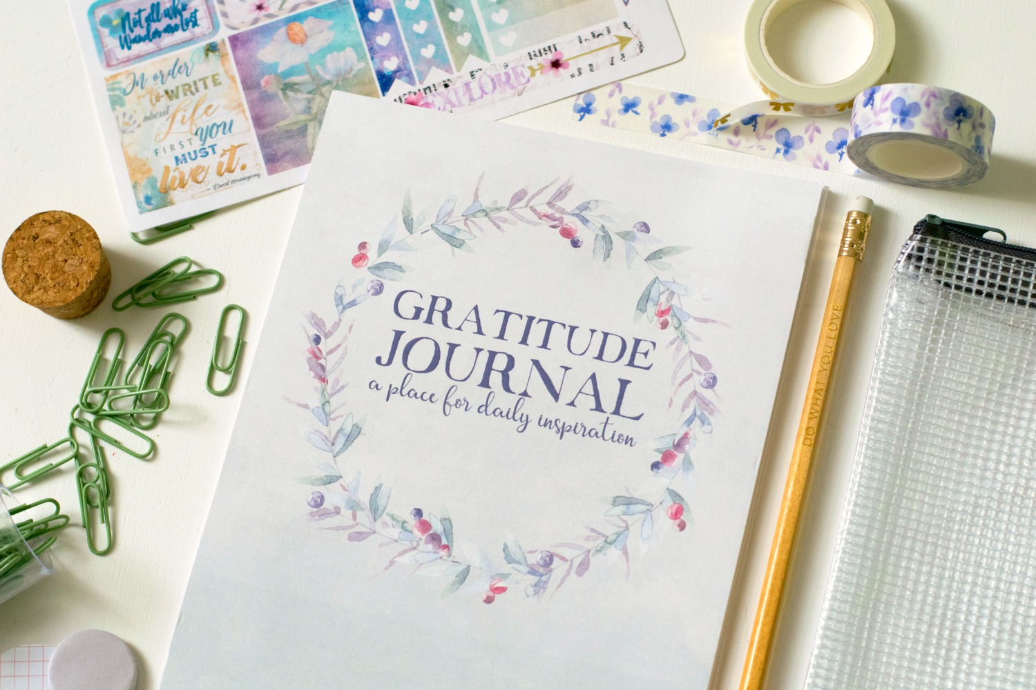 How  amp  Why To Use A Gratitude Journal