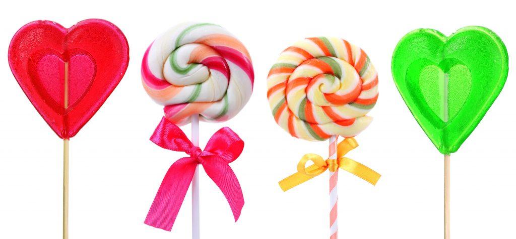 Lollipops for Lockdown