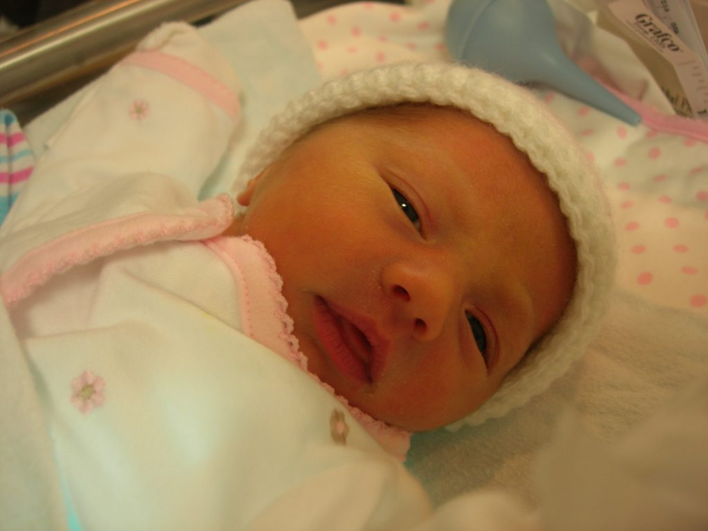 Our NICU Miracle Baby