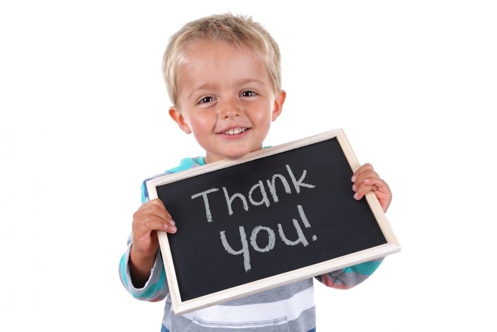 5 Ways to Teach and Practice Gratitude with Kids